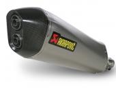 Izpušni lonec Akrapovič 400 / 500 ccm